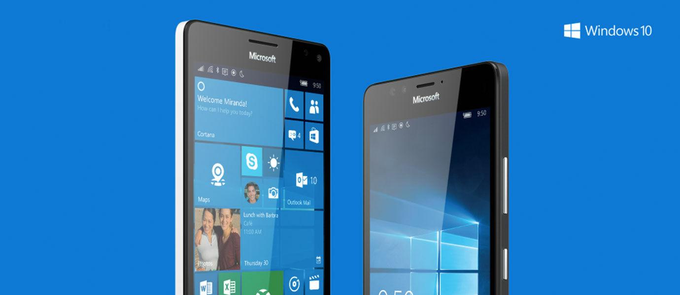 Microsoft Lumia 550, Smartphone Windows 10 Versi Murah Meriah