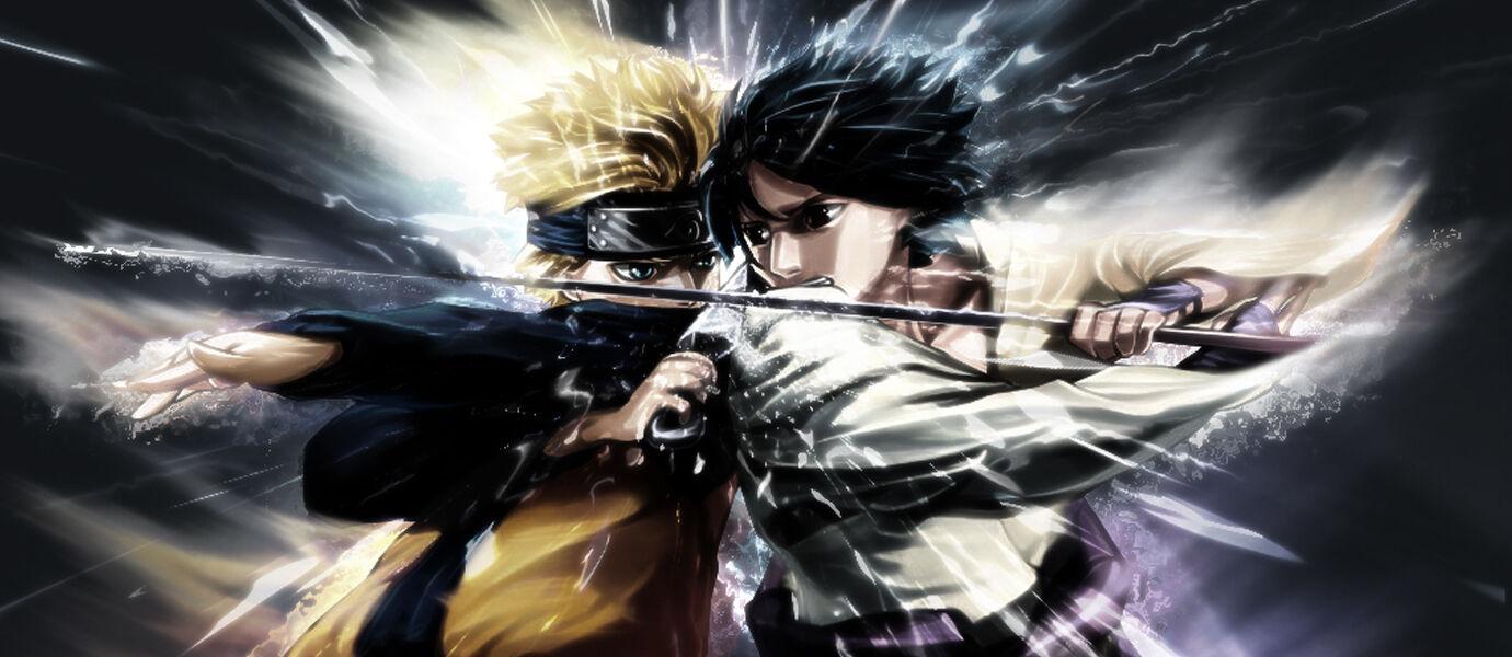 VIDEO: Ini Dia Pertarungan Terakhir Naruto VS Sasuke yang Menegangkan!