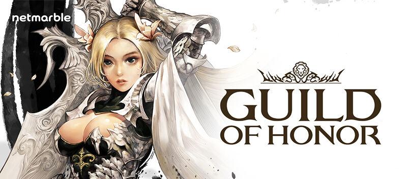 GUILD OF HONOR: Game Mobile Terbaru untuk Perang Besar-Besaran