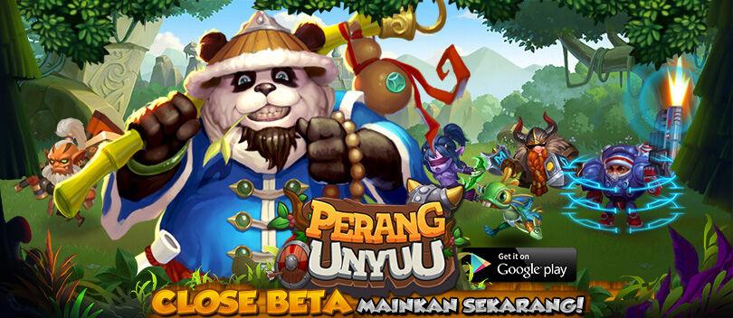 PERANG UNYUU, Game Action RPG Terbaru dengan Hero dari Game MOBA Terkenal