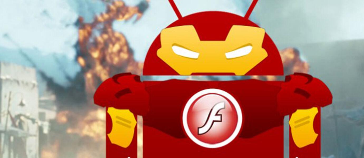 Cara Mudah Menjalankan Flash di Android