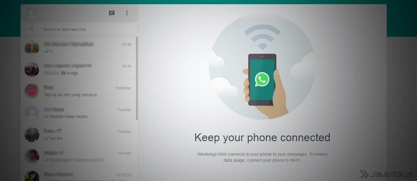 [Hot!] Ini Dia Cara Mengakses WhatsApp Kamu Melalui Komputer Secara Official
