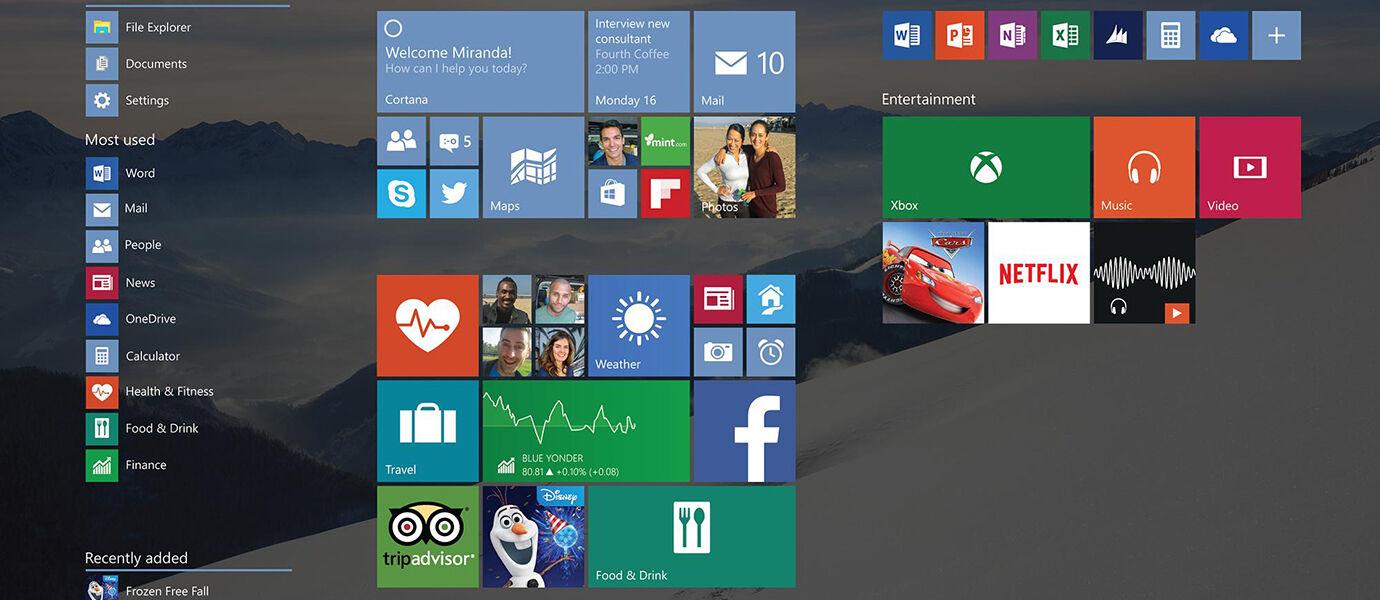 5 Alasan Kenapa Kamu Harus Upgrade Komputer Ke Windows 10