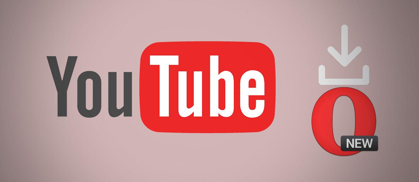 Mudahnya Download Video YouTube Pakai Opera Mini Android