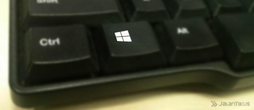 Tombol Windows di Keyboard Ga Bisa Apa-Apa? Kamu Belum Tahu Fungsinya