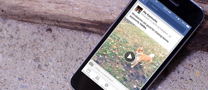 Cara Mematikan Fitur Autoplay Video Facebook di iOS
