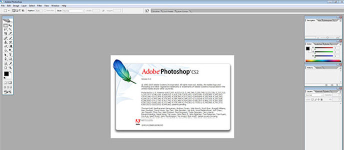 Download Gratis Adobe Photoshop CS2