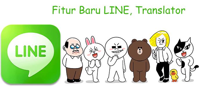 Cara Menggunakan Kamus di LINE for Android