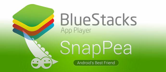 Cara Install SnapPea di BlueStack