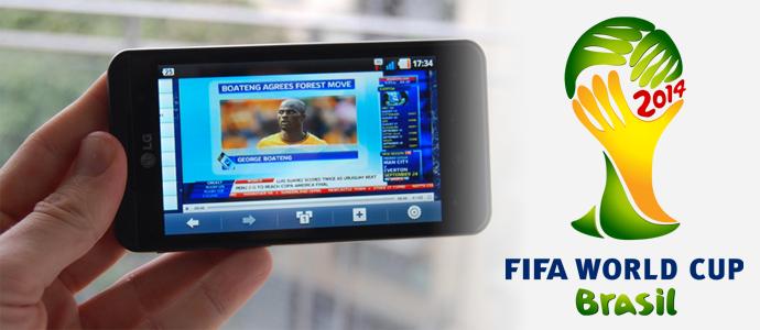 Ini Dia Aplikasi Android Untuk Streaming Piala Dunia