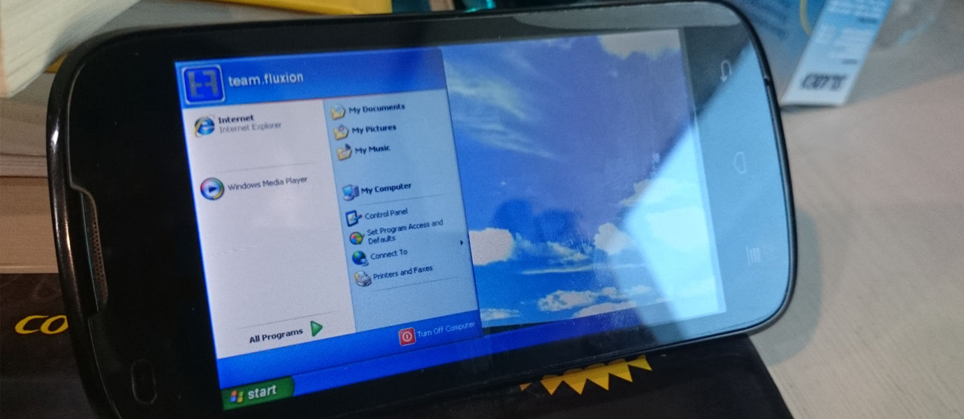 Cara Install Windows XP di Android Kamu Tanpa Root