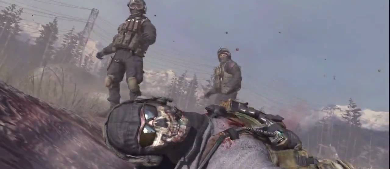 Gaming Images Fill With Nostalgia Call Of Duty Modern Warfare 2 61929