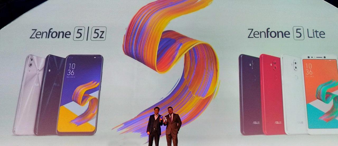Asus Zenfone 5 Banner F60cf