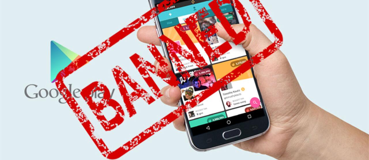 Sangat Berguna Tetapi 10 Aplikasi Ini Di Banned Dari Play Store F8b00