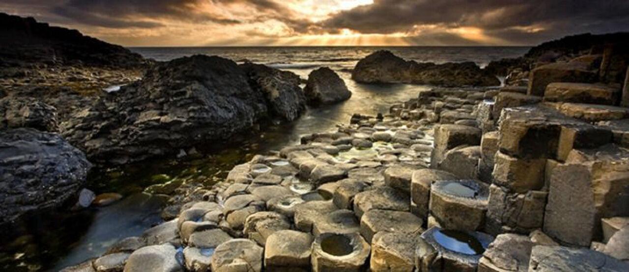 Karang Ajaib Ini Diyakini Hubungkan Irlandia Dan Skotlandia 14972