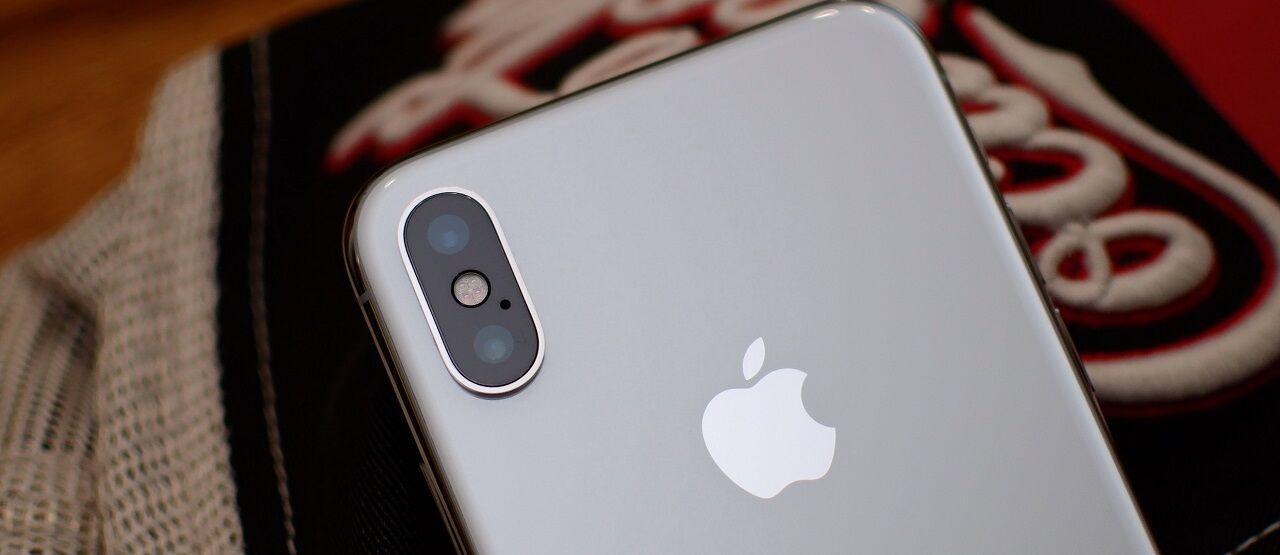 IPhone X Cameras 4b0c4