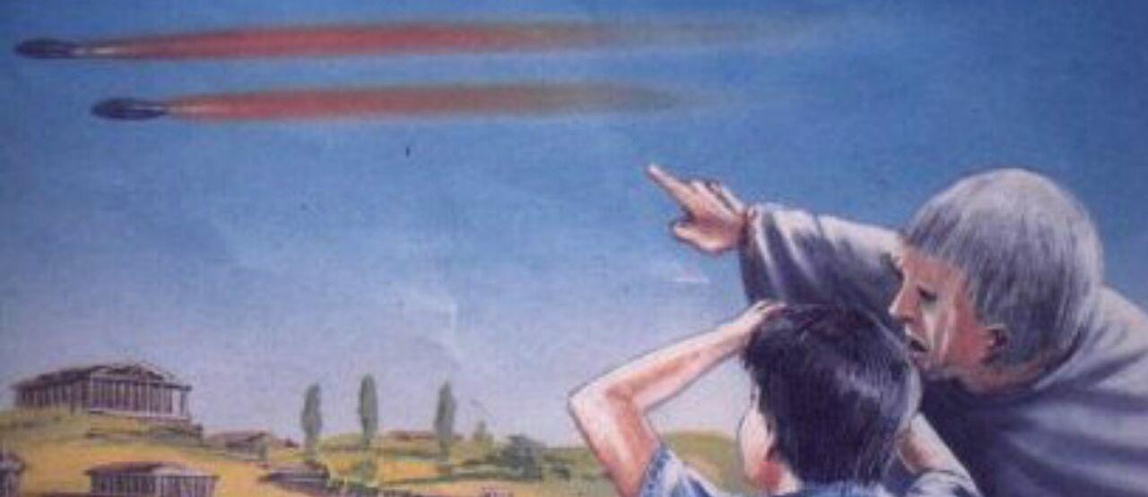 6 Penampakan UFO Dari Zaman Kuno 44ebf