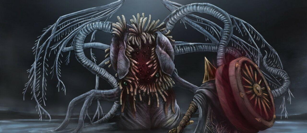 Bloodborne Ebrietas Daughter Of The Cosmos By Oniruu Daybo8t Picsay 05712