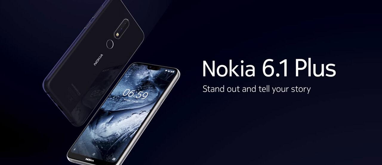 Nokia 6 1 Plus Indonesia 14dec