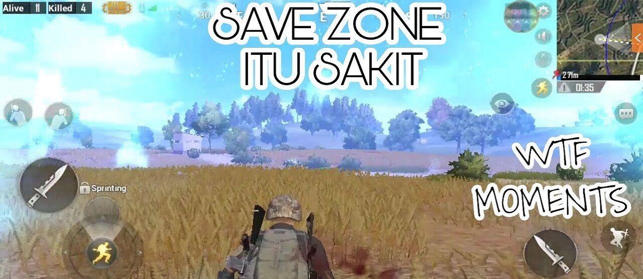 Safe Zone Pubg Mobile 878cc