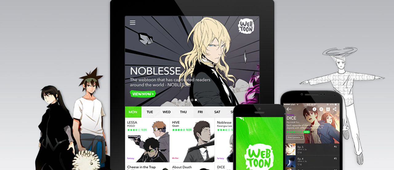 Aplikasi Baca Webtoon Gratis Android A3b93