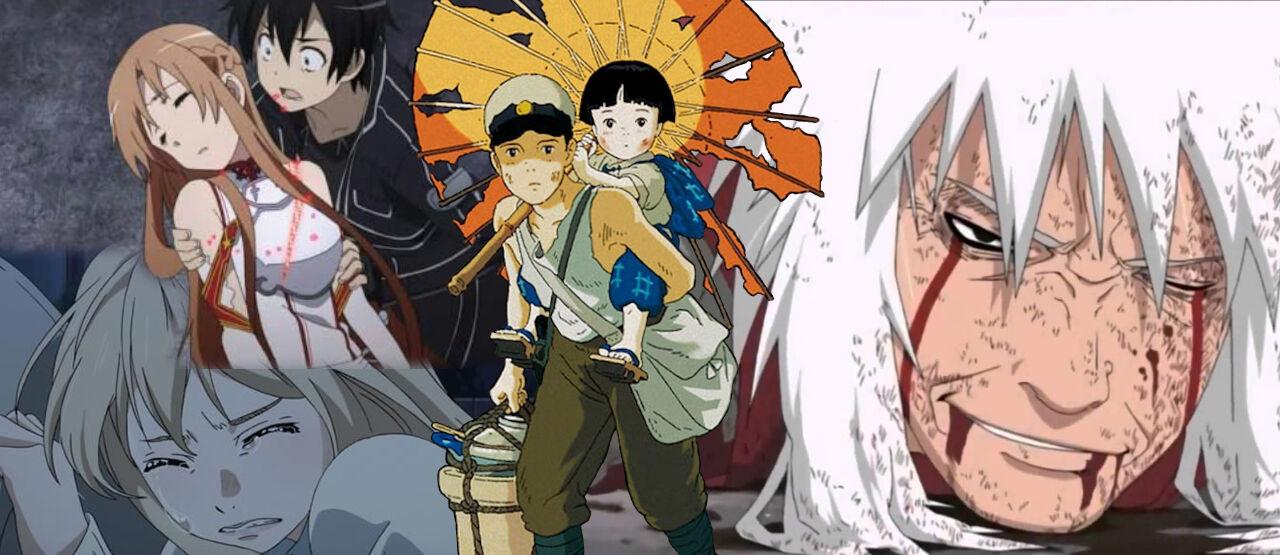 Karakter Anime Mati Paling Tragis 6f127