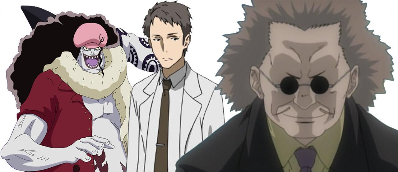 Villain Terburuk Anime F5272
