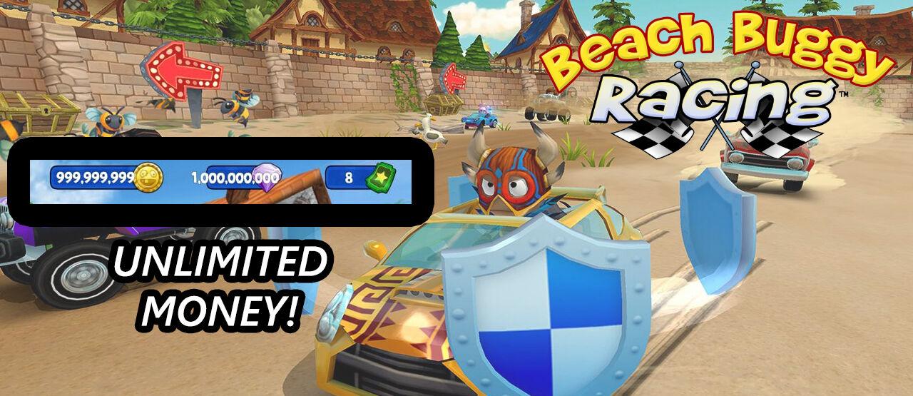 Beach Buggy Racing Mod Apk 58c8a