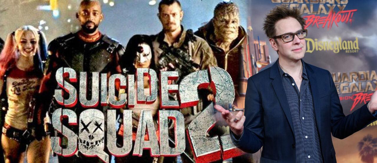 Alasan Suicide Squad James Gunn Gagal Cf344