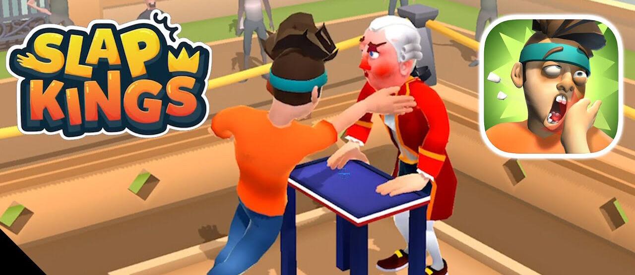 Slap Kings Mod Apk 0d086