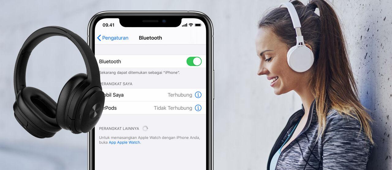 Cara Menggunakan Headset Bluetooth Cbc60