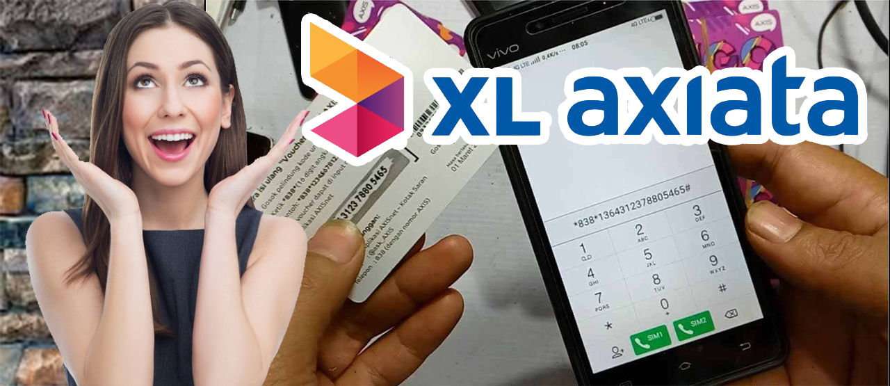 Cara Memasukkan Kode Voucher XL 87b5e
