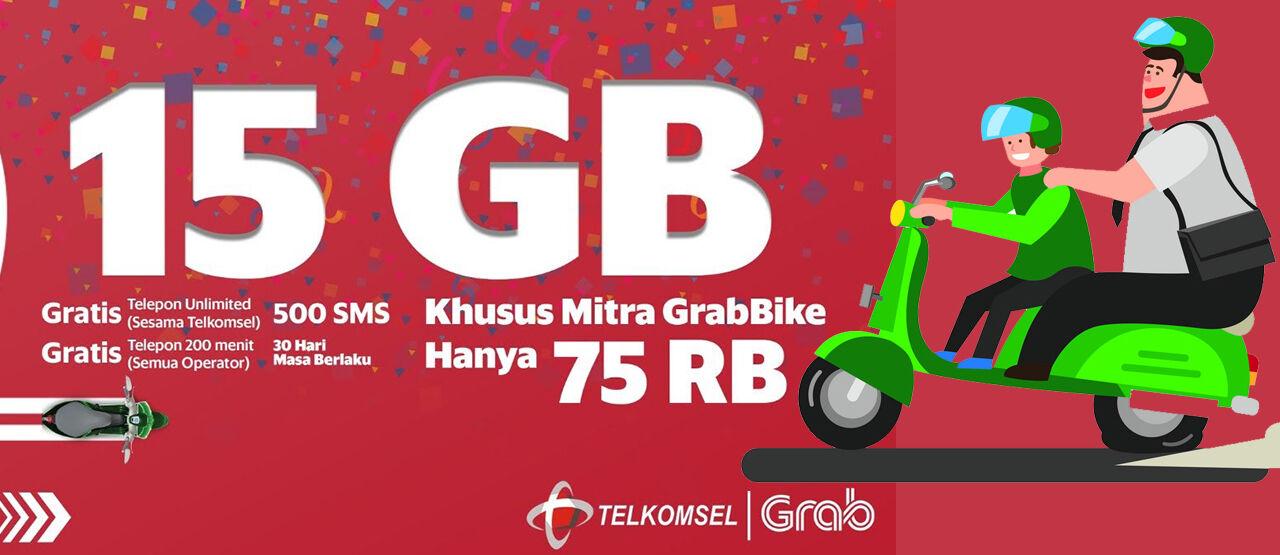 Paket Telkomsel Grab 456c2
