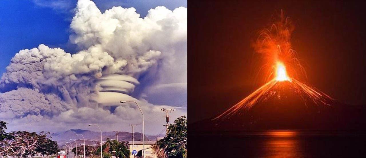 Letusan Gunung Terdahsyat Di Indonesia 853cd