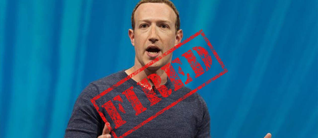 Facebook Pecat Mark Zuckerberg A441d