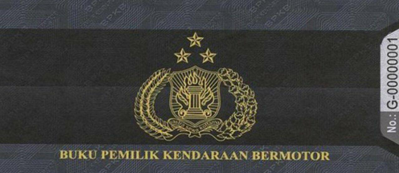 Cek BPKB Online Df285