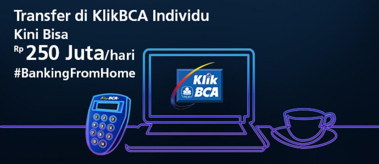 Login KlikBCA Individual 13923
