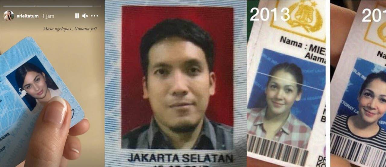 Foto Ktp Artis Indonesia 7629c