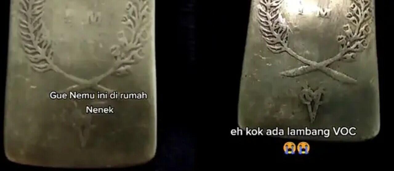 Pemuda Penemu Emas VOC Kaya Mendadak 5c1f0