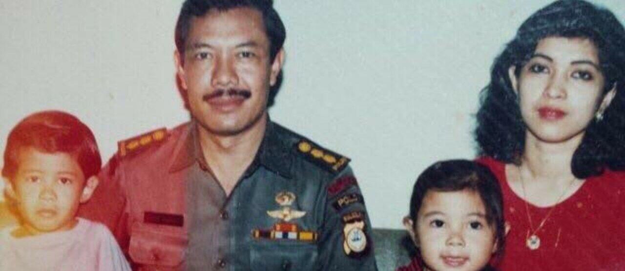 Seleb Dengan Ayah Tentara Dan Polisi B9a00