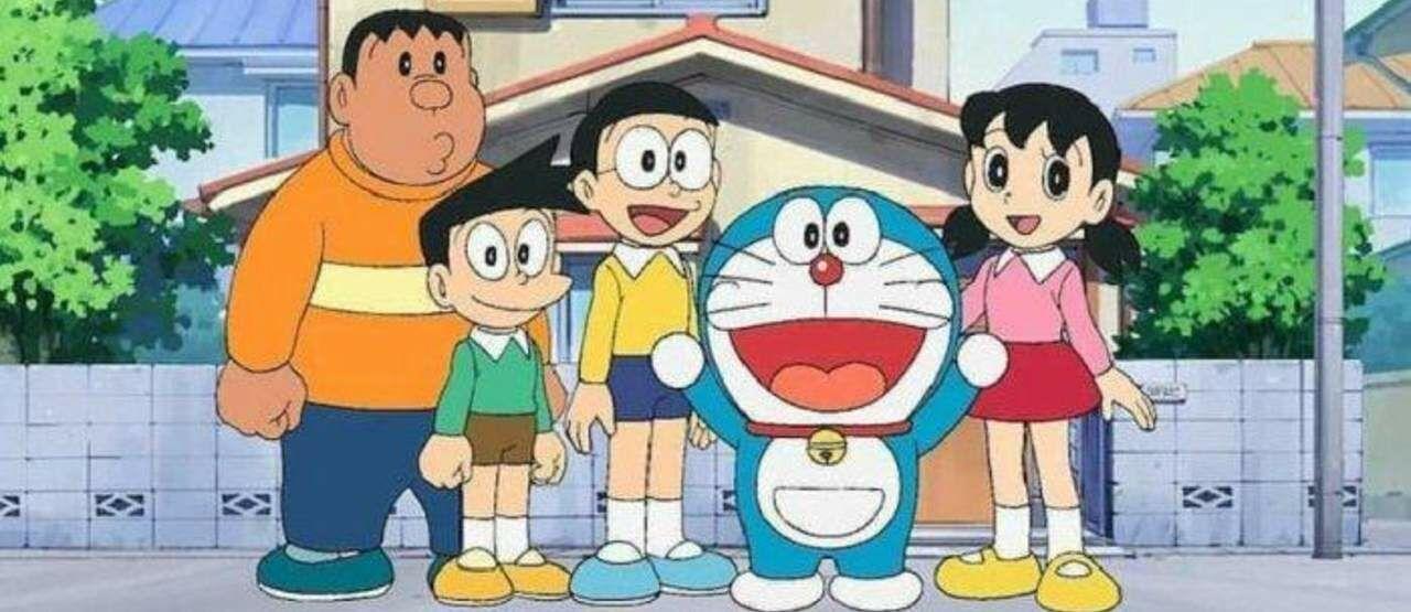 Doraemon Nobita Dan Kawan Kawan 47d4b