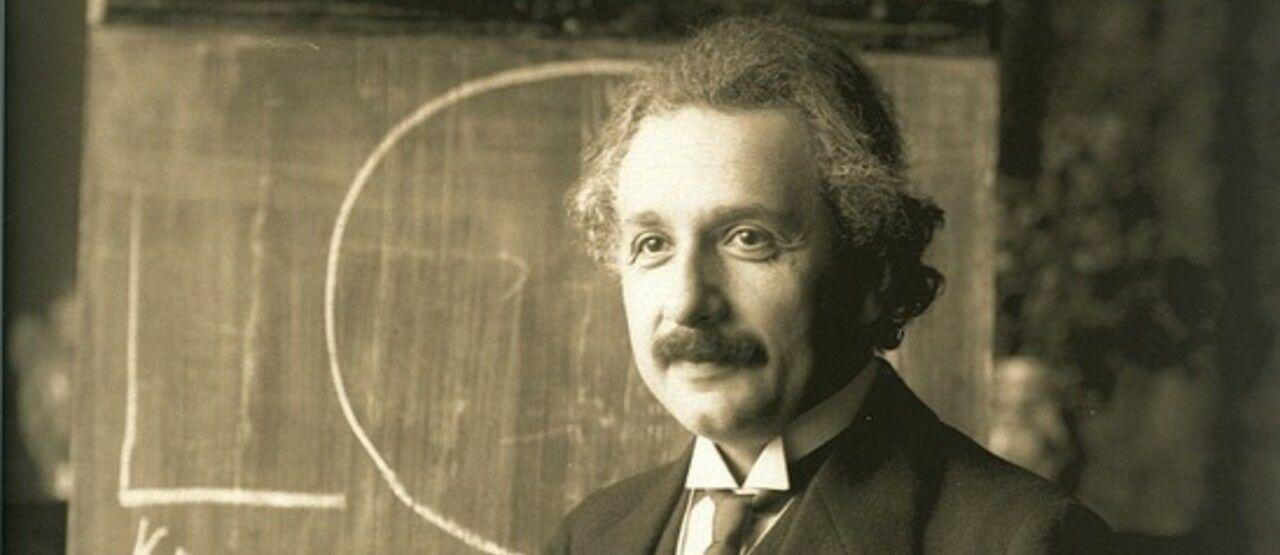 Albert Einstein 5e579