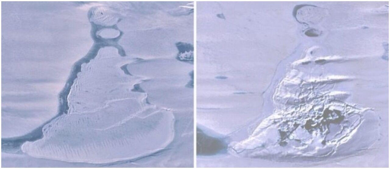 Menghilang Danau Antarktika 29b48