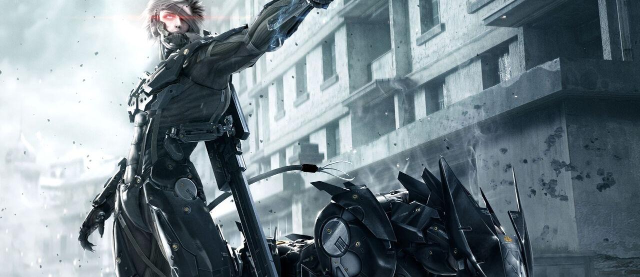 Metal Gear Rising Revengeance Metal Gear Solid Rising Raiden 5f99d