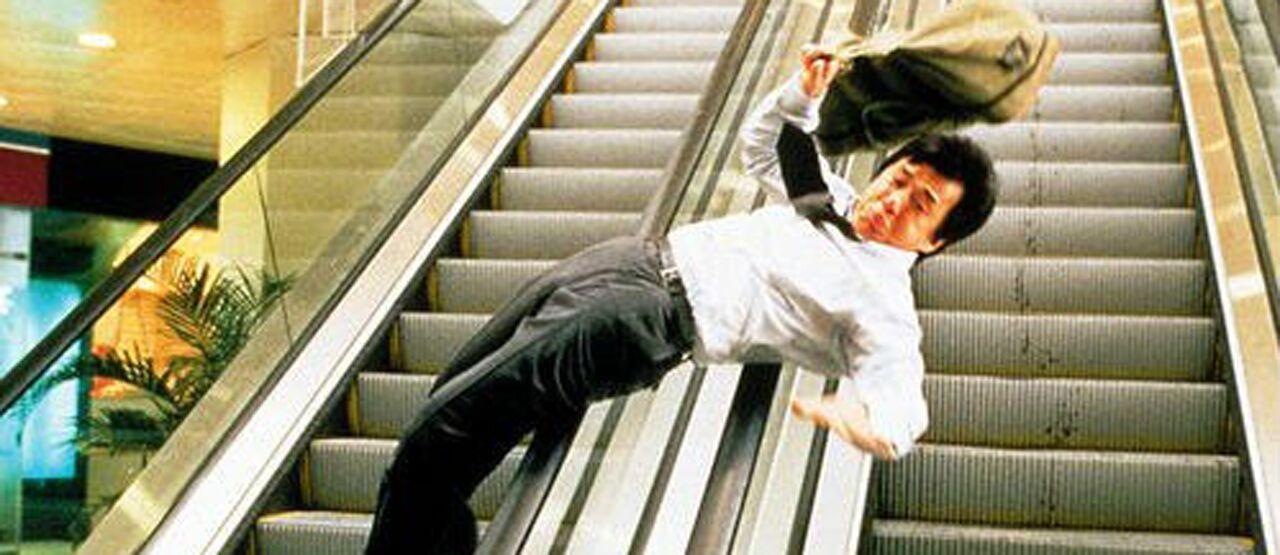 Aksi Jackie Chan Dalam Film Police Story E0ade