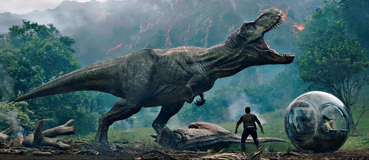 T Rex Jurassic World Fallen Kingdom 2018 Movie Monsters Vault 1 B8b10