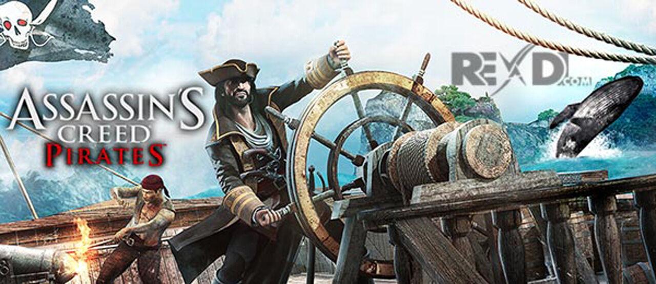 Assassins Creed Pirates Ddfef