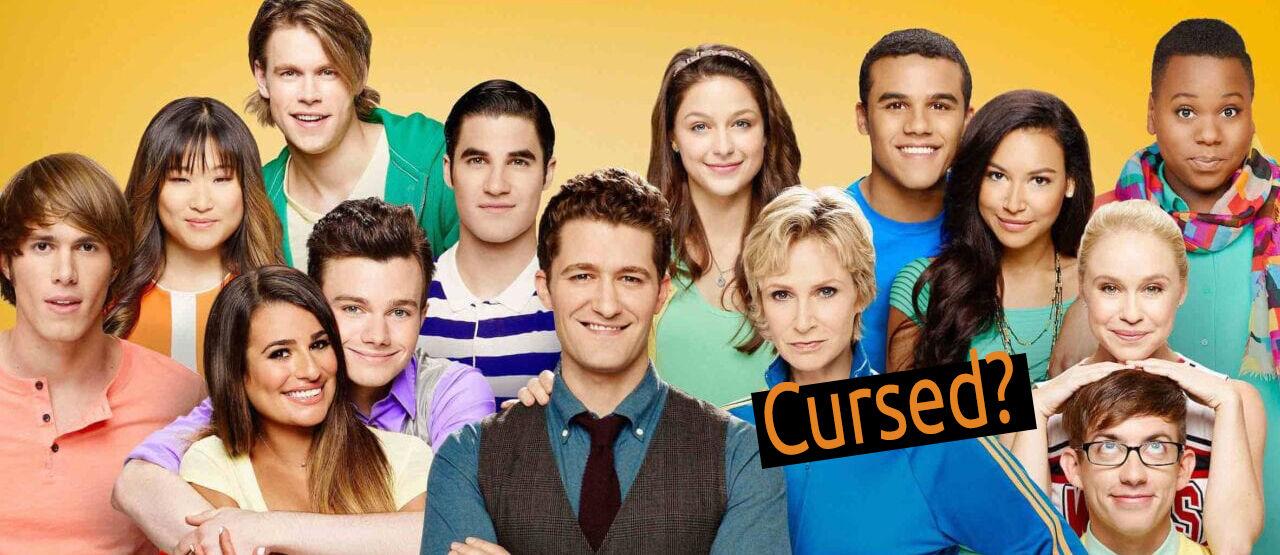 Tragedi Kutukan Pemeran Glee A92d0