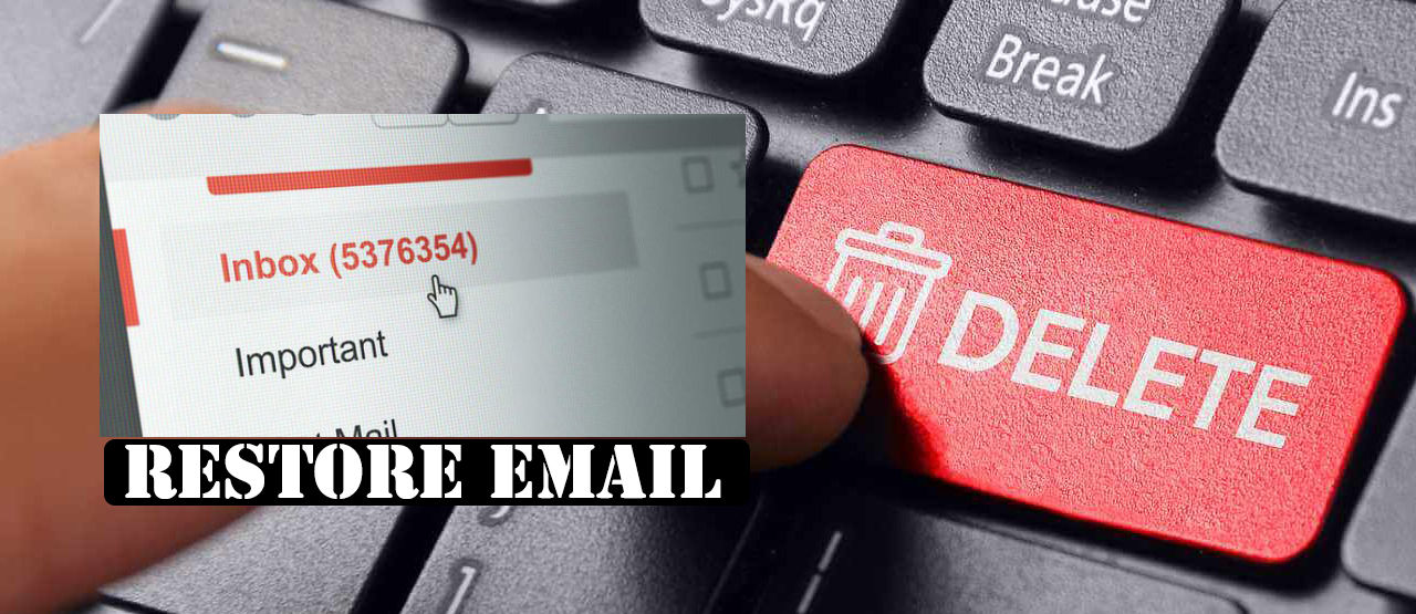 Mengembalikan Email Memulihkan Email Cfb80