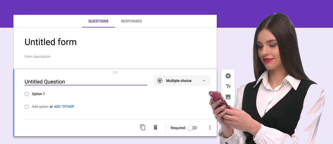 Cara Membuat Kuesioner Google Form De16e